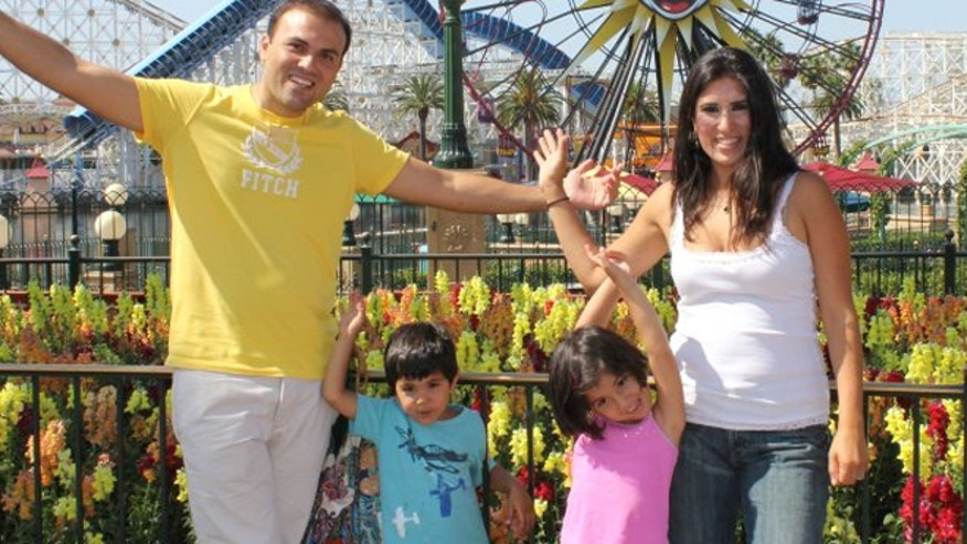 Saeed Abedini has not seen his family in nearly three years, including young daughter Rebekka and son Jacob.