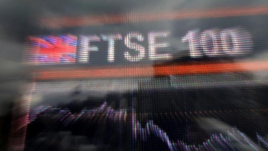 FTSE 100 index closed the session at 6,460 points