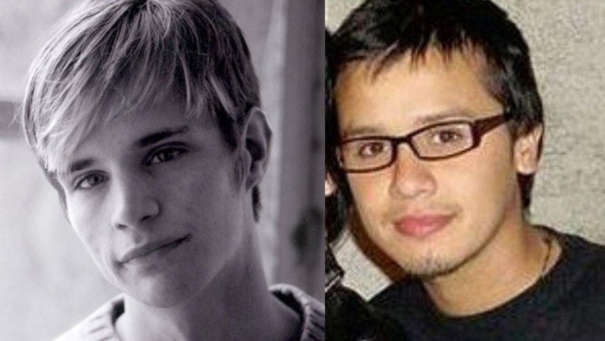 Matthew Shepard (left) and Daniel Zamudio (right) both died victims of anti-gay violence.