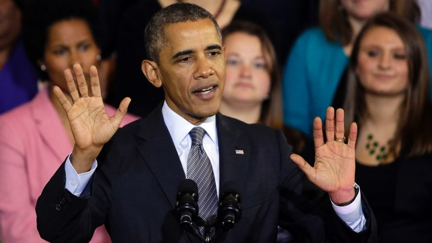 President Obama Apologizes To People Losing Health ...