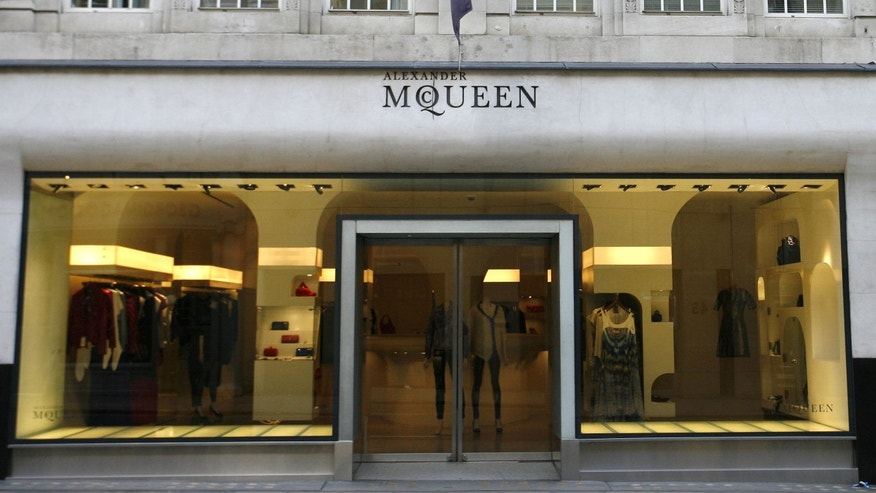 LONDON, UNITED KINGDOM - FEBRUARY 11: General View Of The Alexander McQueen Store on Old Bond St on February 11, 2010 in London, England. The British fashion designer was found dead at his home on Wednesday morning, he was pronounced dead at the scene but Police said they were not treating his death as suspicious. (Photo by Neil Mockford/Getty Images) *** Local Caption *** General View