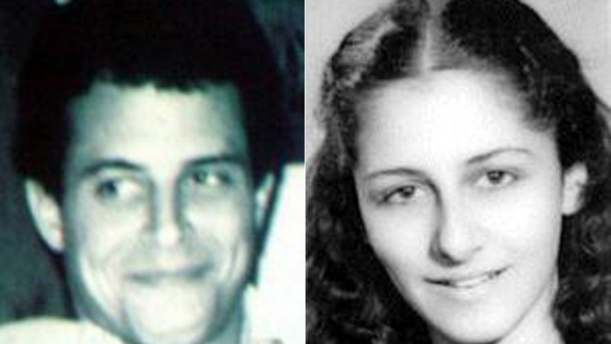 Ron Levy, (l.), and Revital Seri, (r.), were murdered while hiking near Jerusalem in 1984. Their killer has been freed and will receive more than $100,000 and a military promotion from the Palestinian Authority.