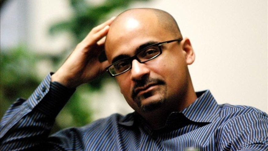 Dominican author Junot Diaz.