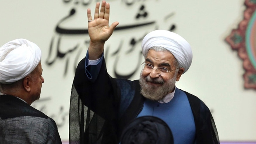 Iranian President Hassan Rouhani ran for office as a moderate, but has been unable or unwilling to stem the persecution of Christians and other religious minorities, according to a UN report.