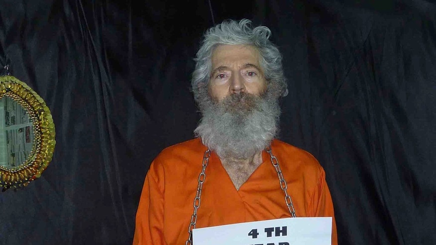 This undated handout photo shows retired-FBI agent Robert Levinson. The photo was provided by Levinson's family after they received it in April 2011. In March 2007, Levinson flew to Kish Island. Days later after a meeting with an admitted killer, he vanished. For years the U.S. has publicly described him as a private citizen who was traveling on private business. An AP investigation reveals that Levinson was working for the CIA.