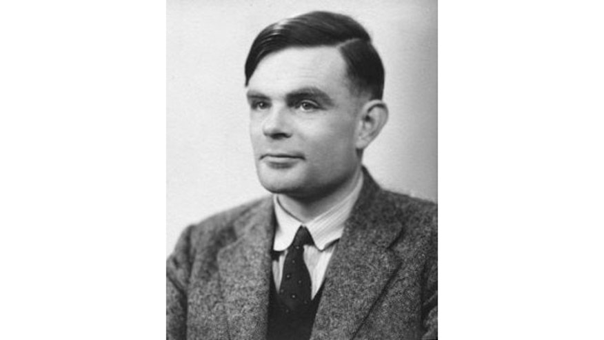 Mathematician and computer scientist Alan Turing (Reuters)