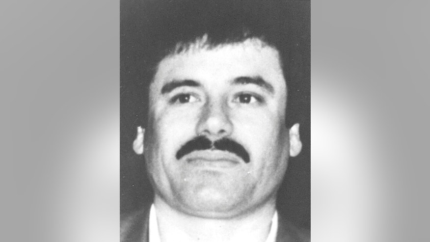 "FILE - This undated file image released by Mexico's Attorney General's Office on May 31, 1993, shows drug lord Joaquin ""El Chapo"" Guzman at an undisclosed location. A senior U.S. law enforcement official said Saturday, Feb. 22, 2014 that Guzman, the head of Mexico's Sinaloa Cartel, was captured alive overnight in the beach resort town of Mazatlan. Guzman faces multiple federal drug trafficking indictments in the U.S. and is on the Drug Enforcement Administration's most-wanted list. (AP Photo/Procuraduria General de la Republica, File)"