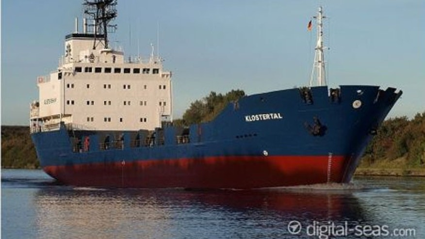 The ship's route and paperwork were designed to hide its cargo, according to sources (DigitalSeas.com)