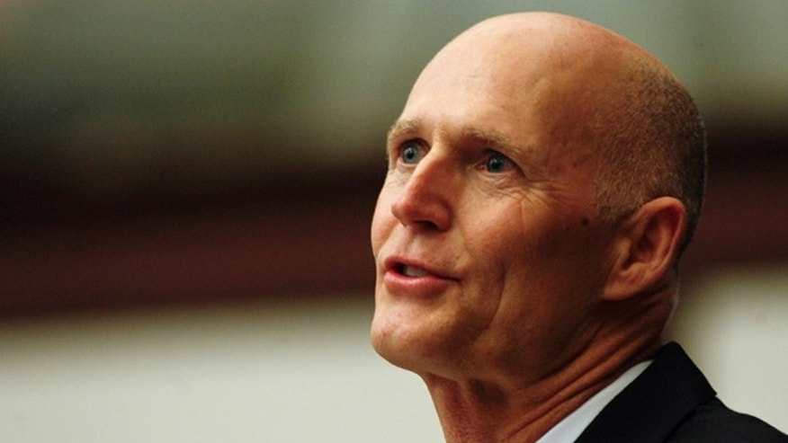 Florida Gov. Rick Scott.