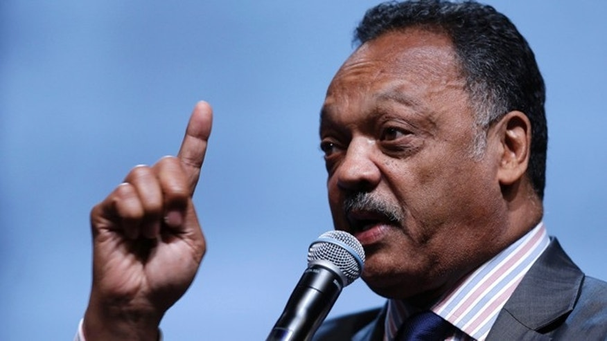 Rev. Jesse Jackson in a July 26, 2013, file photo.
