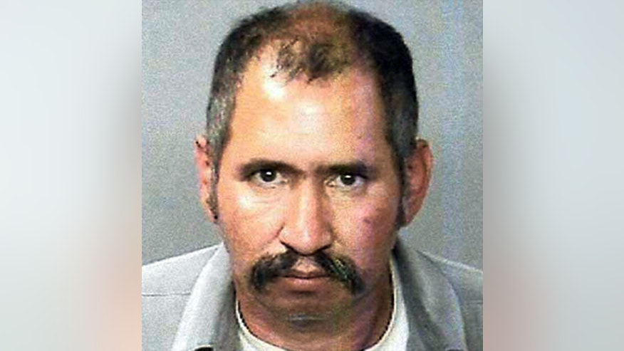 Jose Manuel Martinez, in an undated photo provided by the Tulare County, Calif., District Attorney.