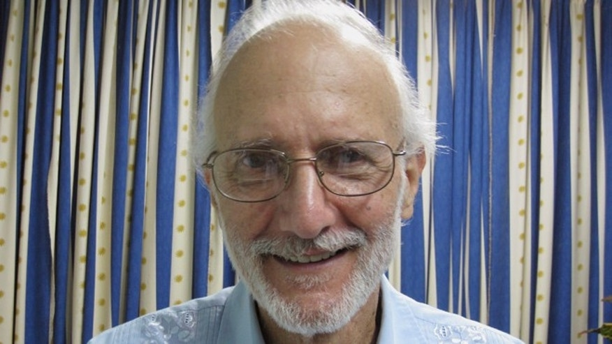 Alan Gross in a 2012 file photo.