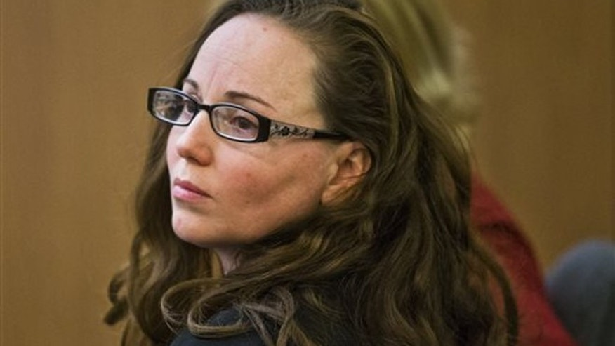 Marissa Devault in Maricopa County Superior Court, Tuesday, April 8, 2014, in Phoenix.