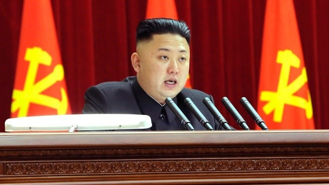North Korea says it's detained an American tourist for improper behavior