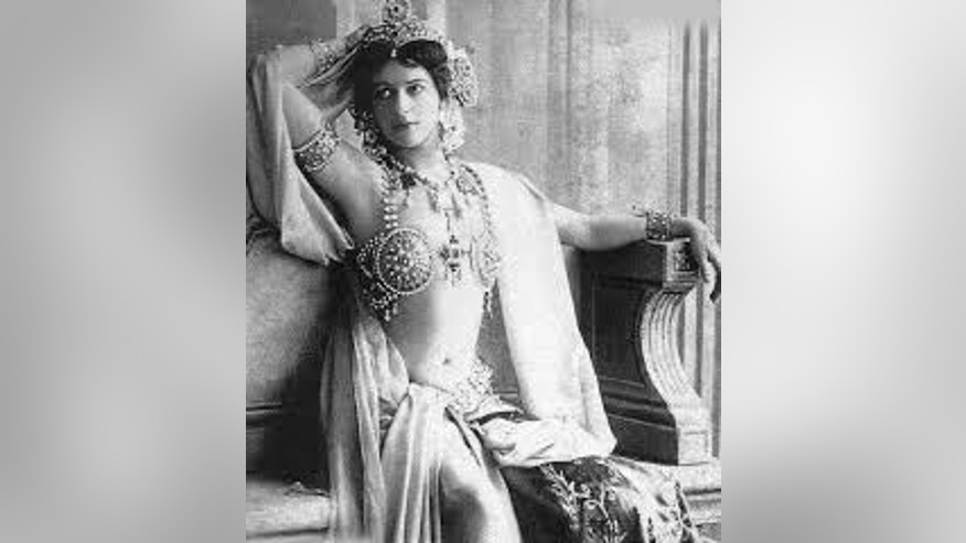 World War I spy Mata Hari