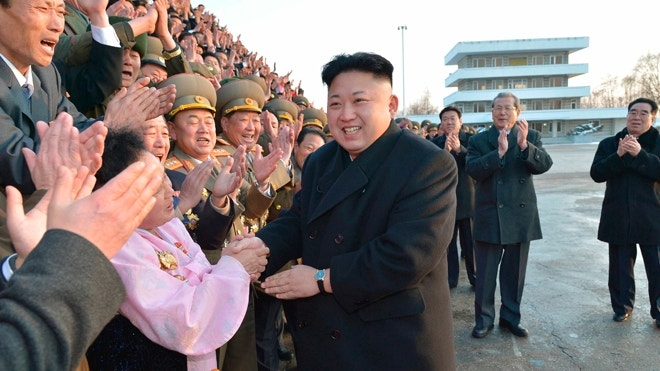 Chinese contingency plan if North Korean regime collapses leaked