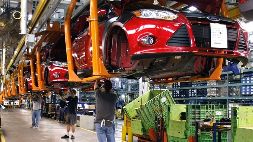 Ford Stops Car Production In Venezuela Amid Controversial