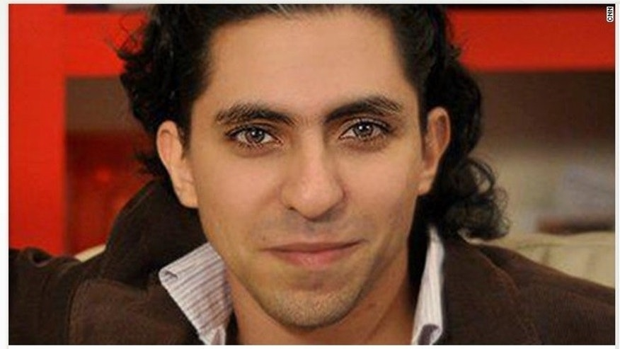 "Raif Badawi, co-founder of the ""Saudi Arabian Liberals"" has been sentenced to 10 years in prison and 1,000 lashes for ""insulting Islam."" (Reuters)"