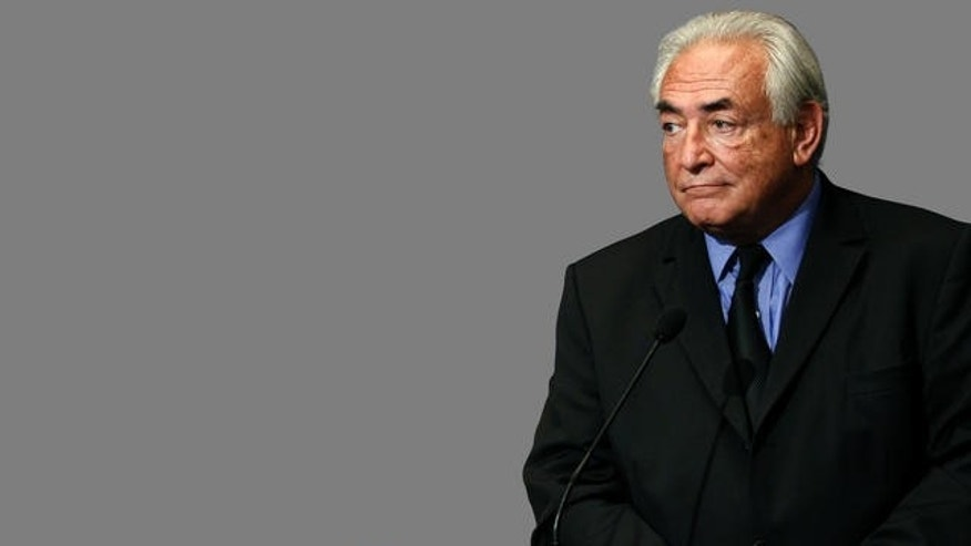 Sept. 17, 2013 - FILE photo of former IMF chief Dominique Strauss-Kahn in Belgrade, Serbia.