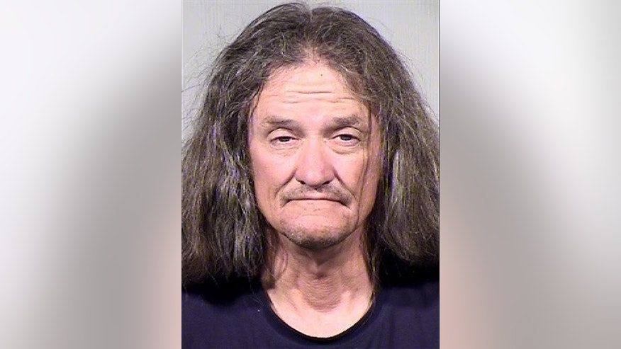 Gary Moran in a June 16, 2014 booking photo provided by the Maricopa County Sheriffs Office.