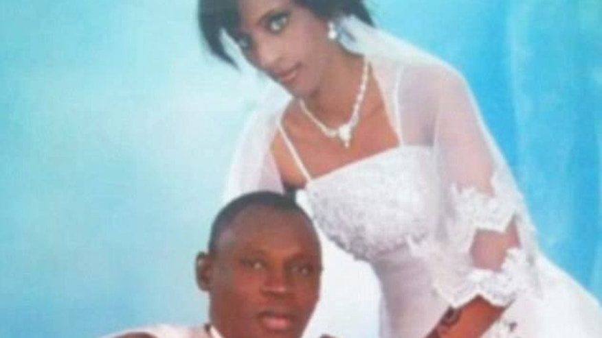 Meriam Ibrahim and Daniel Wani married in a formal church ceremony in 2011.