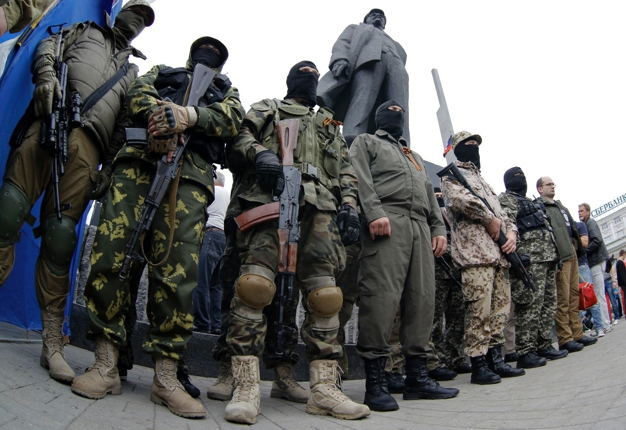 'We will attack': Ukrainian president ends unilateral ...