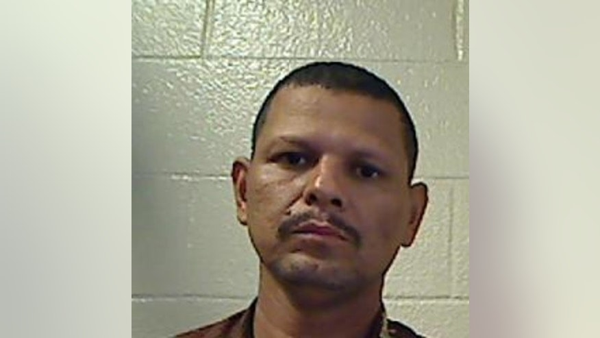 Pedro Alberto Monterroso-Navas, 43, was arrested in a trailer park in Katy, Texas.