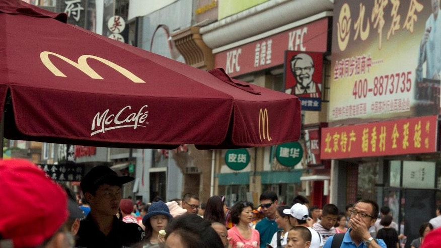 Fast Food Chains In Beijing