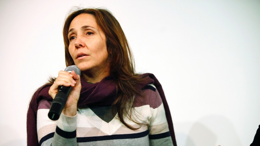 Mariela Castro during a talk at the San Francisco Lesbian Gay Bisexual Transgender Center in May 2012 in San Francisco.