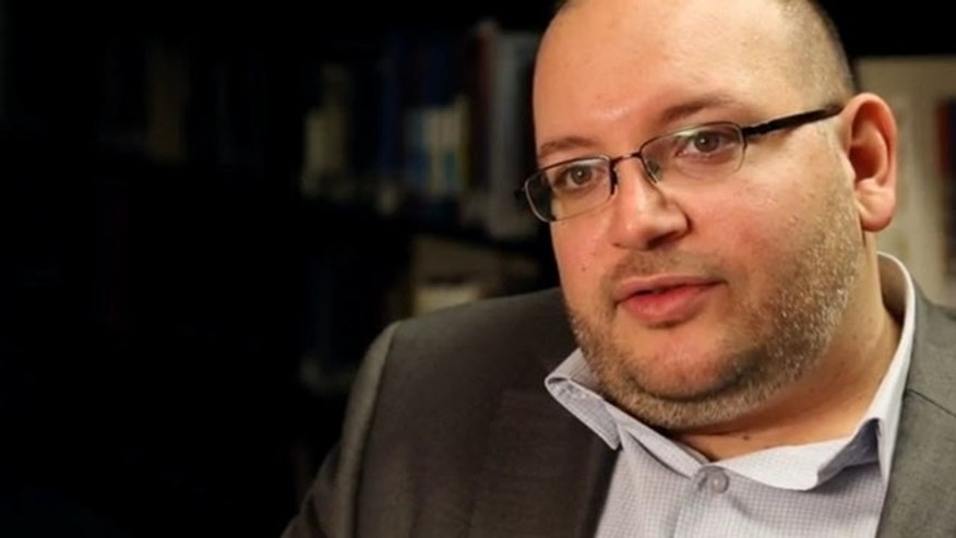 Jason Rezaian, The Washington Post's Tehran correspondent, is seen in this undated file photo.