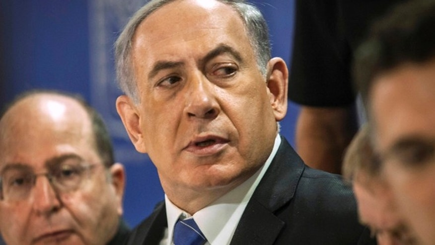 July, 31, 2014: Israel's Prime Minister Benjamin Netanyahu is set to make an announcement Saturday afternoon amid the reports of the troop pullback.