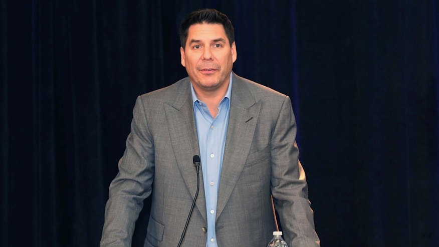 MIAMI, FL - MAY 22: Marcelo Claure attends a press conference to reveal MLS' plans to build a soccer stadium on a Miami boat slip site at Hotel intercontinental on May 22, 2014 in Miami, Florida. (Photo by Aaron Davidson/Getty Images)