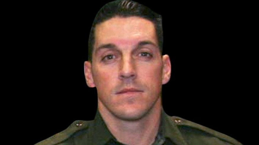 Undated photo provided by U.S. Customs and Border Protection of late Border Patrol agent Brian Terry.