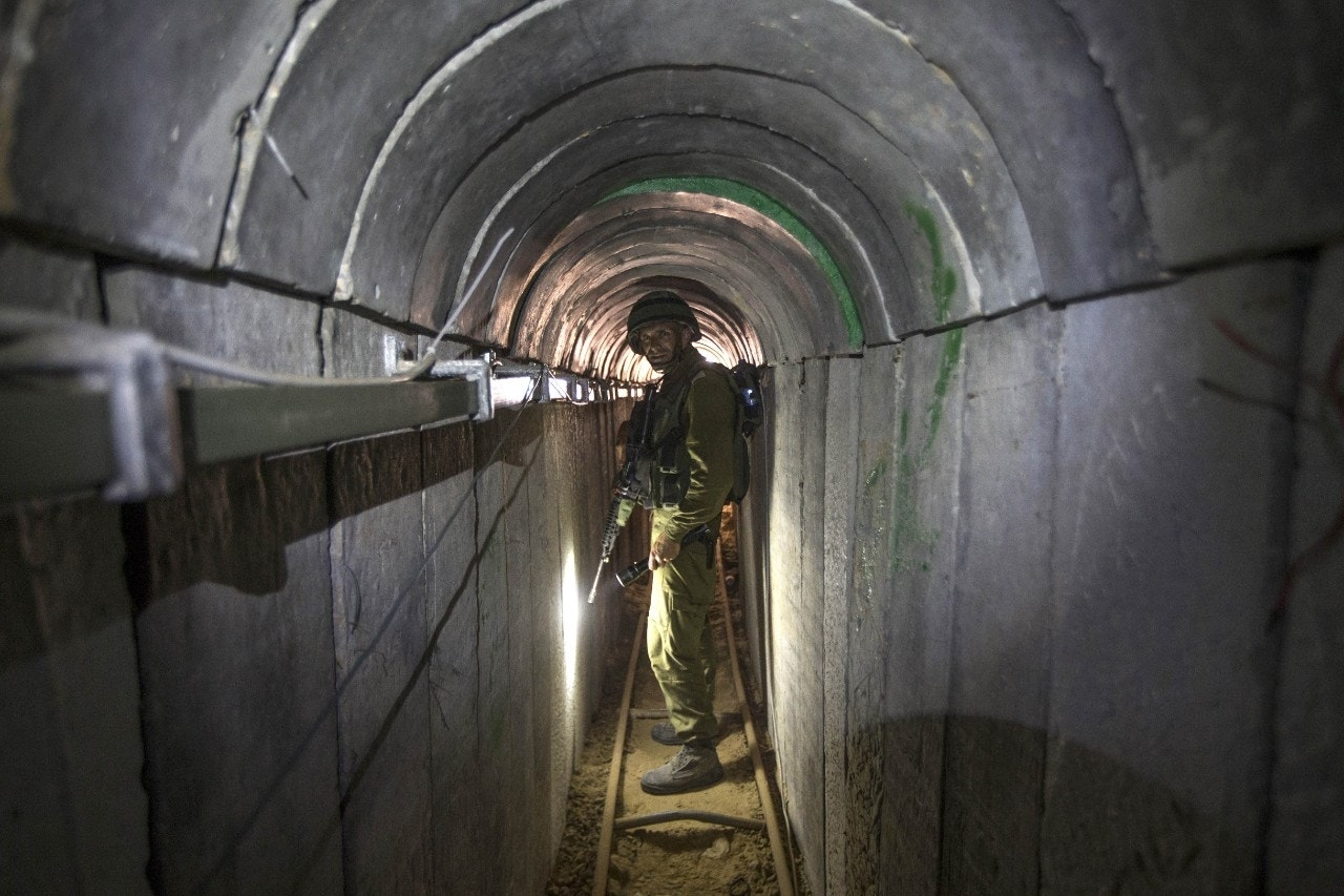 Purported letter from inside Gaza tells of tunnel toil, Hamas cruelty