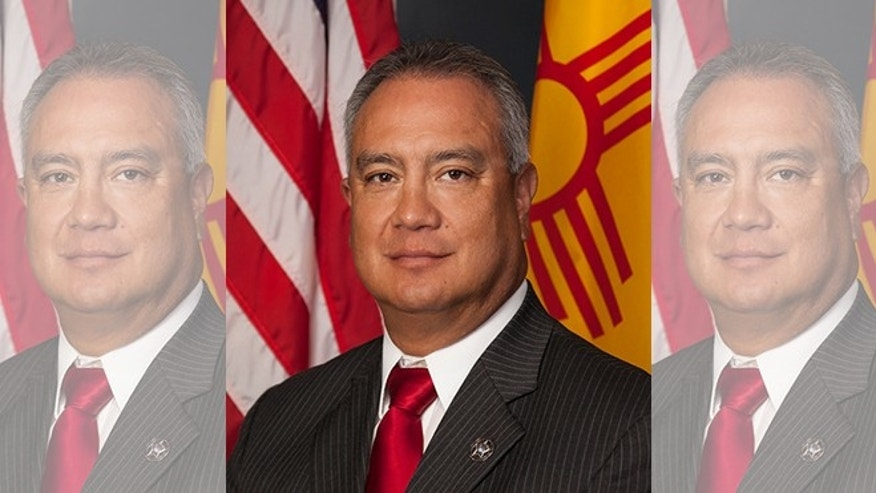 Sheriff Thomas Rodella (Photo: Rio Arriba Sheriff's Office)