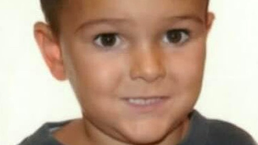 This is a an undated handout file photo issued by Hampshire Police of Ashya King, who has a brain tumor and was taken by his parents from hospital without the consent of his doctors. (AP/Hampshire Police)
