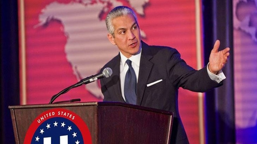 U.S. Hispanic Chamber of Commerce President and CEO Javier Palomarez.