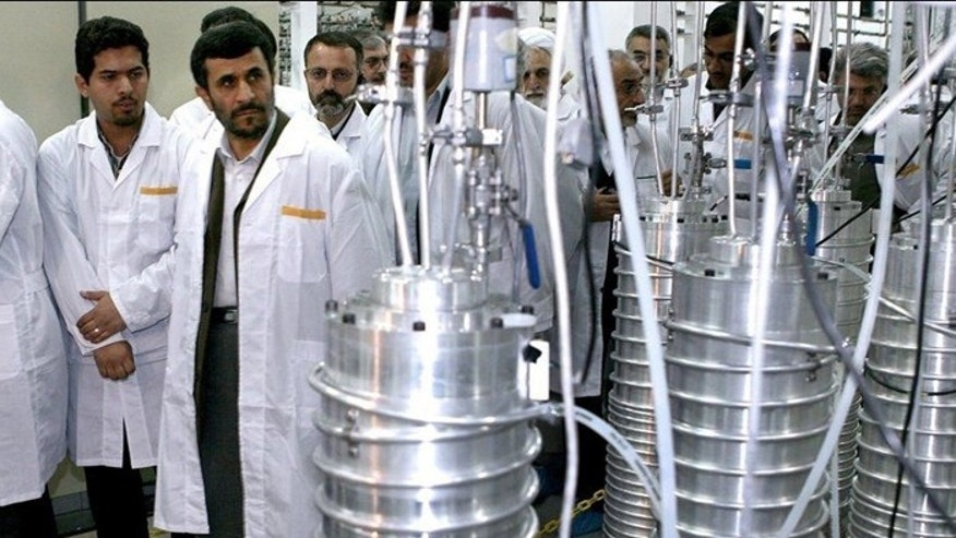 Israel's legendary spy agency, the Mossad, has long been suspected of having a hand in the Stuxnet computer worm that wreaked havoc in Iran's nuclear program in 2010. (Reuters)