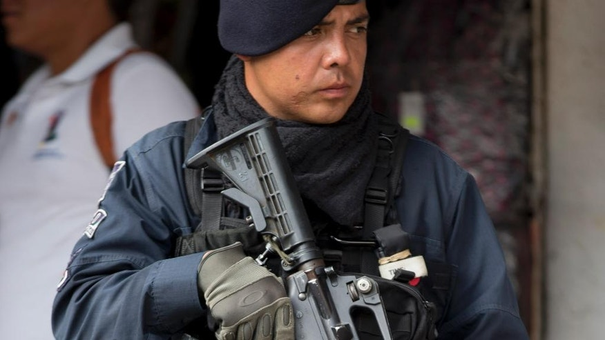 Mexican federal police take over troubled Guerrero city amid ...