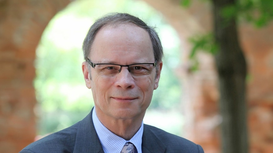 Oct. 13, 2014 - Undated FILE photo of French economist Jean Tirole, who won the Nobel prize for economics for research on market power and regulation that has helped policy-makers understand how to deal with industries dominated by a few powerful companies.