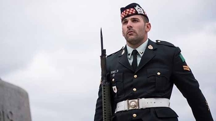 Nathan Cirillo's lifelong ambition was to protect his country.