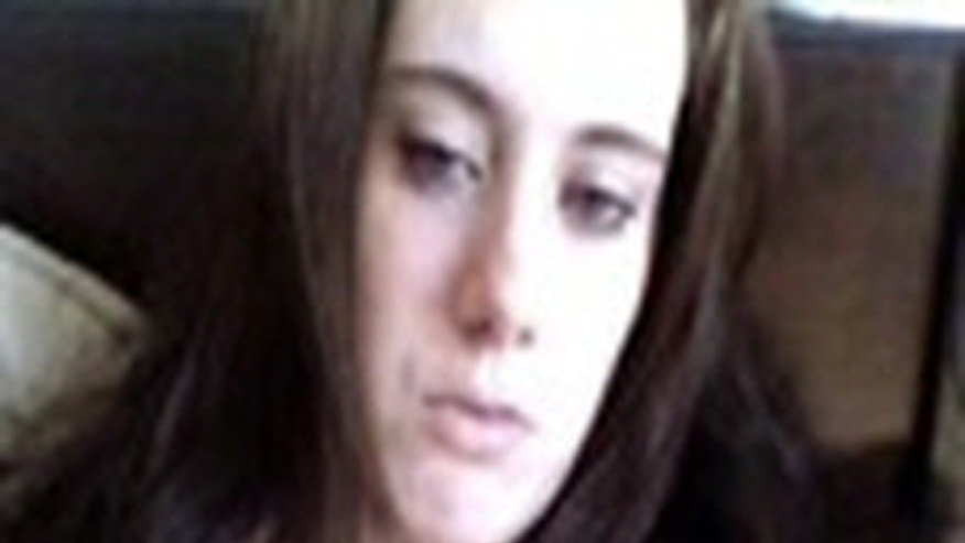 "FILE - This undated file image provided by Interpol shows fugitive Briton Samantha Lewthwaite, dubbed the ""White Widow"" by some news media, for whom Interpol has issued an arrest notice."