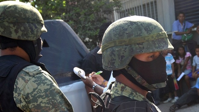 U.S. Marshals disguise themselves as Mexican Marines to combat drug cartels, report says
