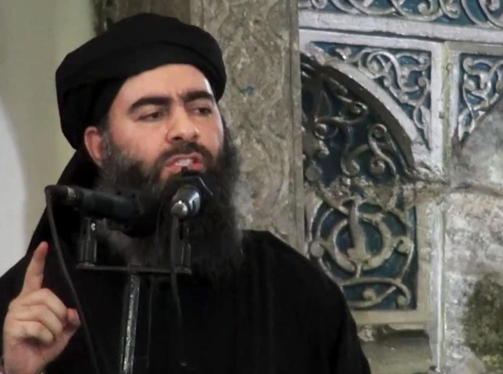 Wife of IS leader Abu Bakr al-Baghdadi detained in Lebanon along with her son