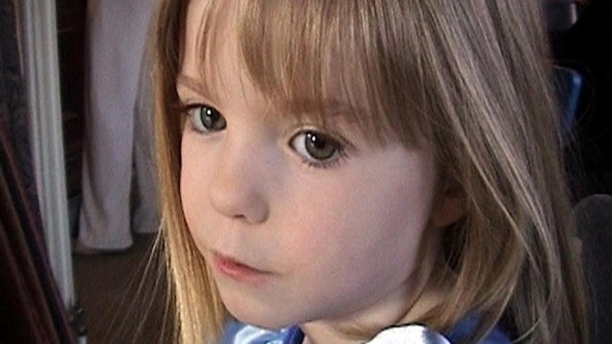 This March 2007 photo released by the McCann family shows three-year-old British girl Madeleine McCann. (AP)