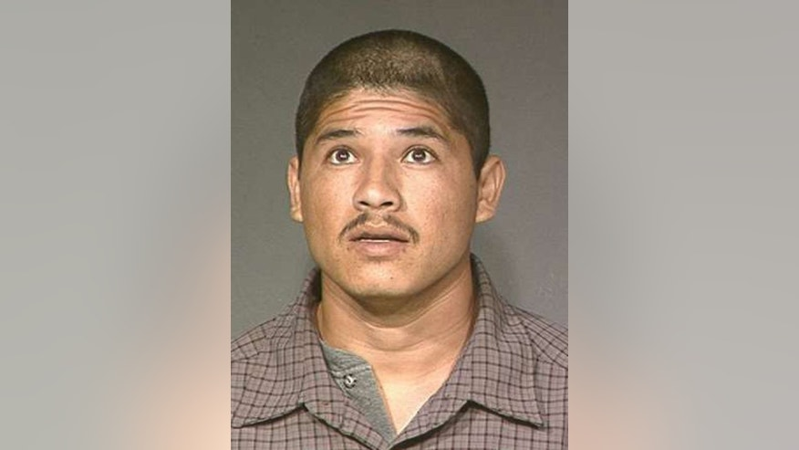 Luis Enrique Monroy Bracamontes in photo provided by the Maricopa County Sheriff's Office.