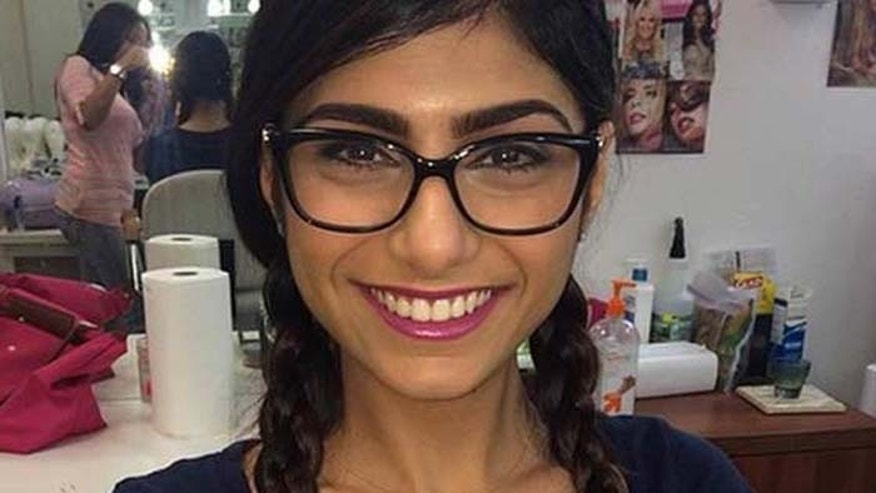 Mia Khalifa has been threatened with death after performing in a porn video wearing a hijab.