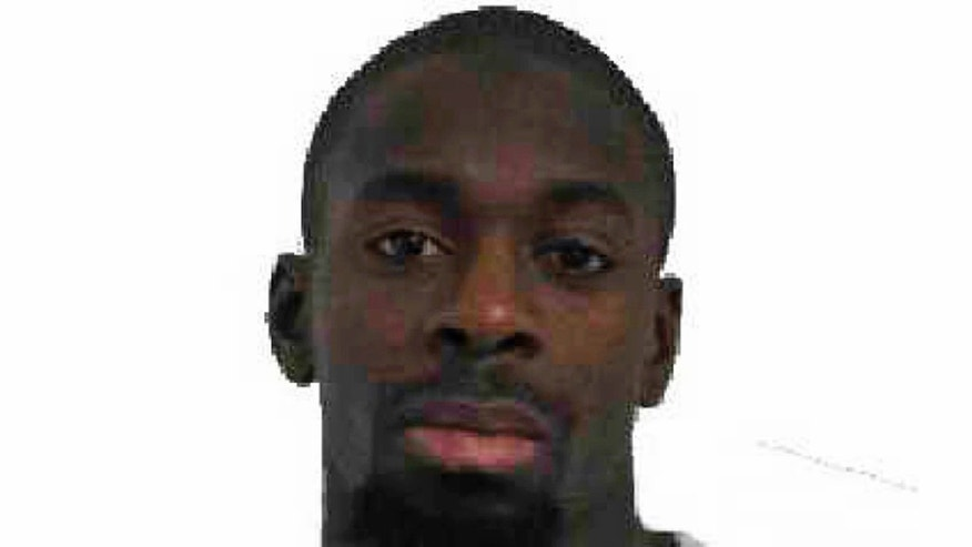 Photo shows Amedy Coulibaly A suspect in the kosher market attack.