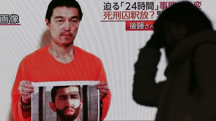 Japanese hostage Kenji Goto is believed to have been beheaded by ISIS, but it is not clear when it occurred. (AP)
