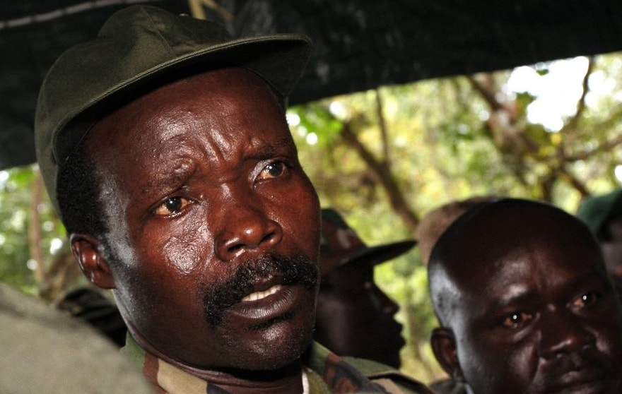 Joseph Kony's LRA has turned to ivory poaching to obtain money for building up their arsenal.